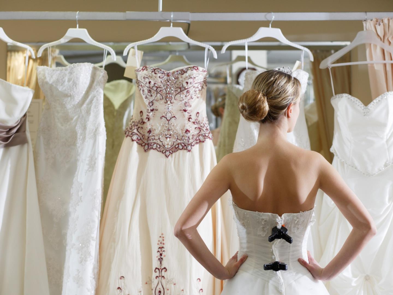 Сшить свадебное платье приметы