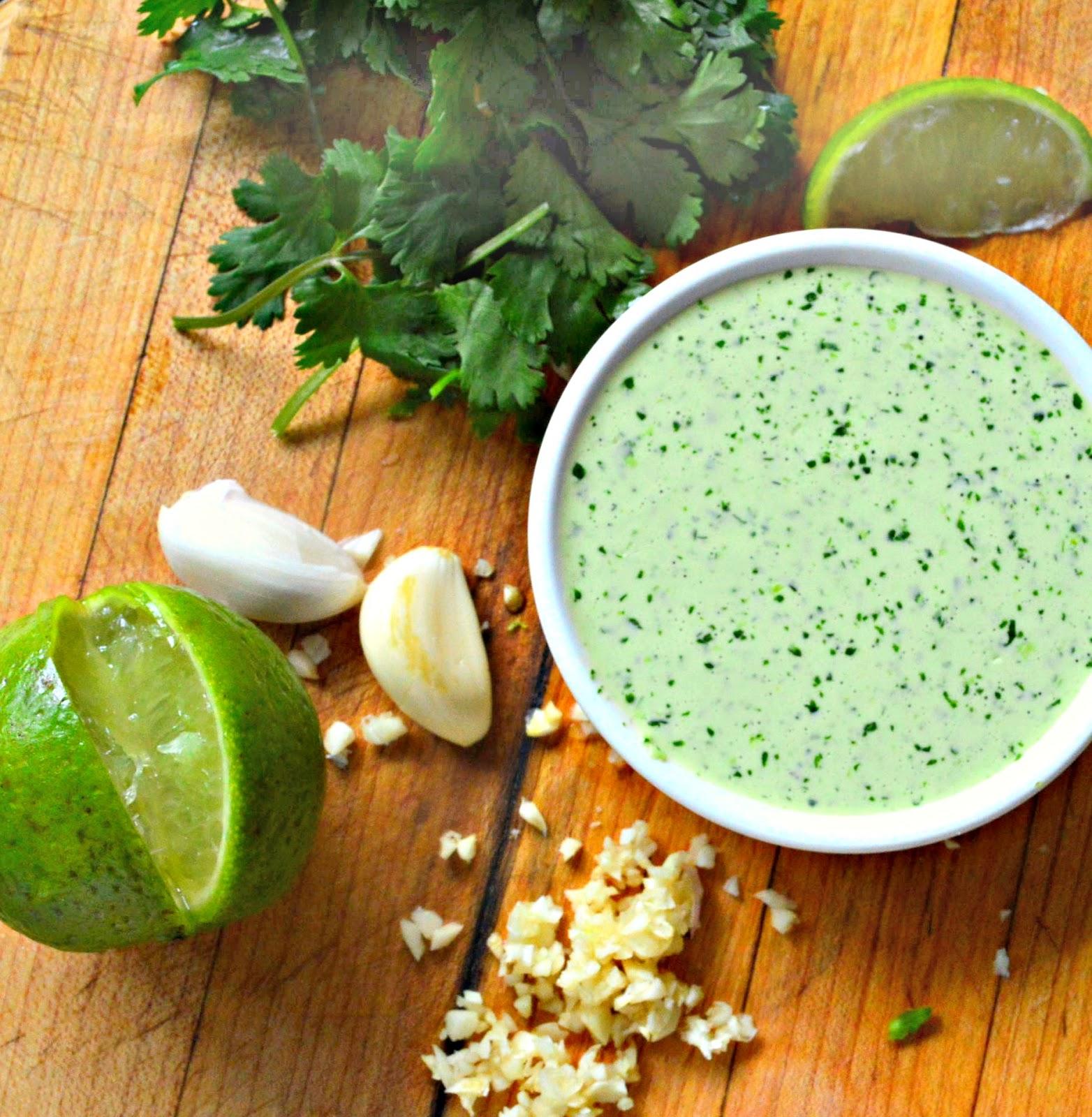 peruvian green sauce 4