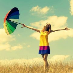 mood-girl-dress-color-hands-smile-summer-umbrella-umbrella-happiness-freedom-freedom-openness-warmth-plants-nature-field-sun-sky-clouds-background-freedom-600x600